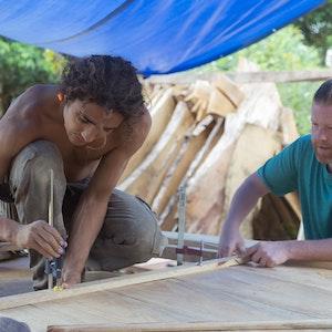 NuMundo - Aircrete Dome Building Workshop