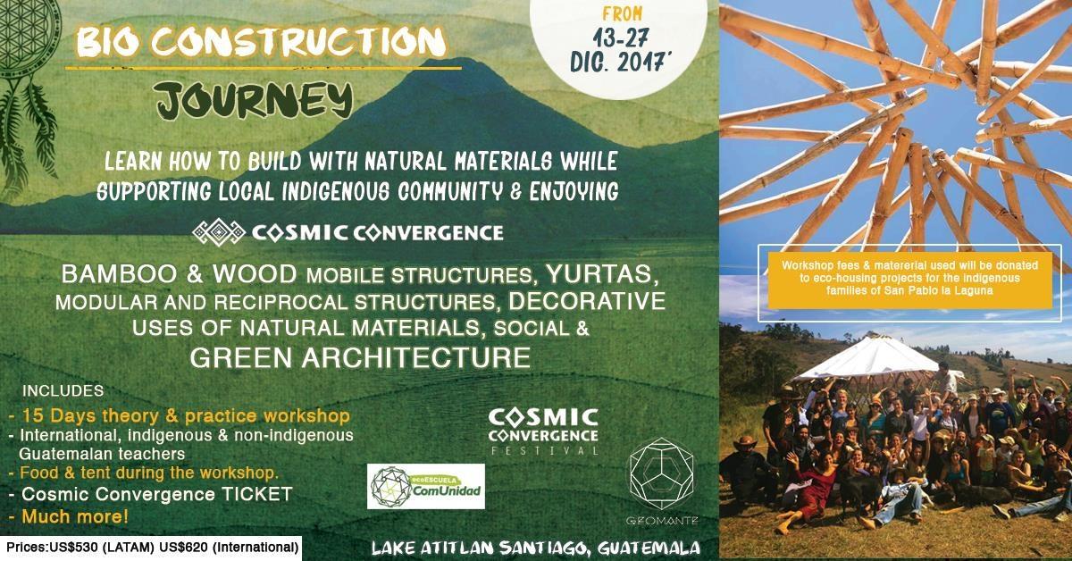 OK  sc 1 st  NuMundo & NuMundo - Pre- Cosmic *Bamboo Building Workshop*